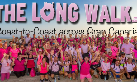 The Long Walk 2018 – Coast-to-Coast over Gran Canaria – Telde – Puerto Rico