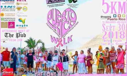 Puerto Rico Walk, celebrating Women, Survivors, Fighters & Families in Need