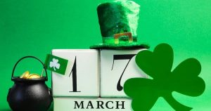 St Patrick's Day celebrations on Gran Canaria
