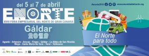 ENORTE 2019 -  Business Fair of the North of Gran Canaria