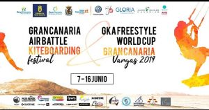Gran Canaria Air Battle Kiteboarding Festival 2019 - Playa de Vargas