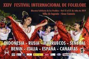 The International Folklore Festival of Ingenio