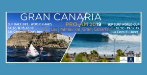 Gran Canaria Pro-Am SUP Surf World Cup - Las Palmas