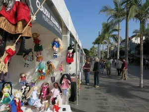 Christmas and 3 Kings Artisan Fair - Vecindario