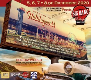 Big Bang Vintage Market - HolidayWorld Maspalomas