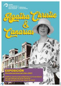Exhibition: Agatha Christie & Canarias