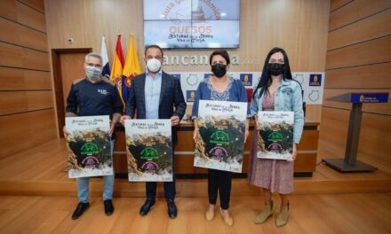 Cheeses from Moya star in the first gastronomic route of 'Texturas de la tierra'
