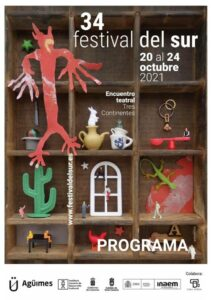 The 34th South Festival - Three Continent Theater Encounter in Agüimes